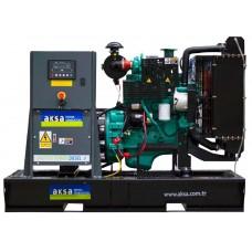 Дизельный генератор AKSA APD43C