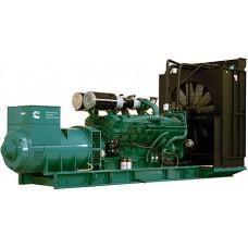 Дизельный генератор CUMMINS C1400D5 HV6.3
