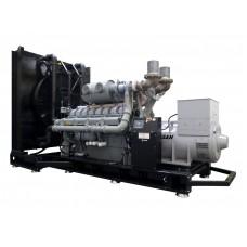 Дизельный генератор GESAN DPA 2300 E