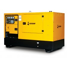 Дизельный генератор GESAN DPBS 50 E с АВР