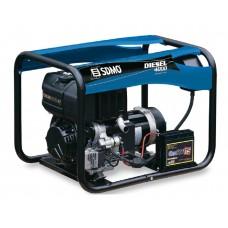 Дизельный генератор SDMO Diesel 4000E
