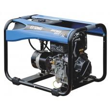 Дизельный генератор SDMO Diesel 4000EXL