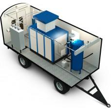 Модульная компрессорная станция Remeza МКР-Север (от -60 до +40С)