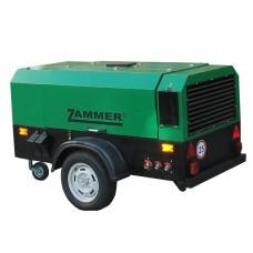 Винтовой компрессор ZAMMER 4.1/10-WRT