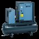 Винтовые компрессоры COMARO LB Система охлаждения воздушная
