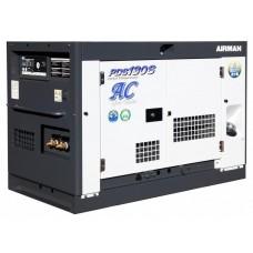 Винтовой компрессор Airman PDS130SC дизель