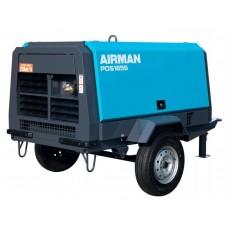 Винтовой компрессор Airman PDS185SC-W дизель