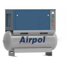Спиральные компрессоры в корпусе на ресивере Airpol SRK 2