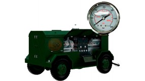 УКС 400 Уникальная компрессорная станция высокого давления 400 атм.