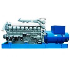 Дизельный генератор ПСМ 1380 ADMi-1380 6.3 kV Mitsubishi