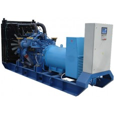 Дизельный генератор ПСМ ADM-1150 10.5 kV MTU