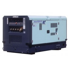 Винтовой компрессор Airman PDS390SC дизель
