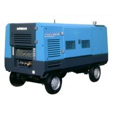 Винтовой компрессор Airman PDS750S-W дизель