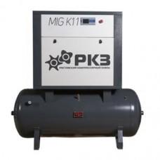 Винтовой компрессор MIG K11