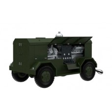 УКС 400В-П4М унифицированная компрессорная станция на шасси